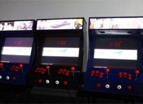 Arcade Bartop 3 Guys