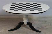 Τραπεζάκι σκακιέρα...