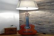 Φωτιστικό κιθάρα